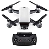 Photo : DJI Spark with Remote Control Combo (White)
