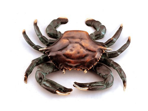 SPI 30748 Crab Doorknocker