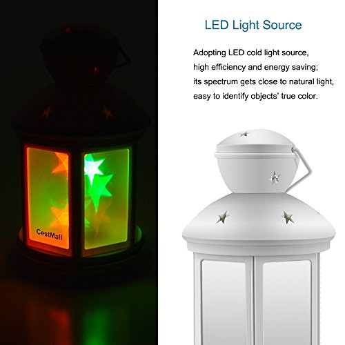 Cestmall Children Night Light Portable Led Table Lamps Rgb