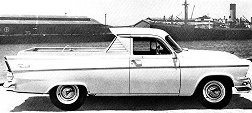 1960 Chrysler Wayfarer UTE Factory Photo - Australia Wayfarers