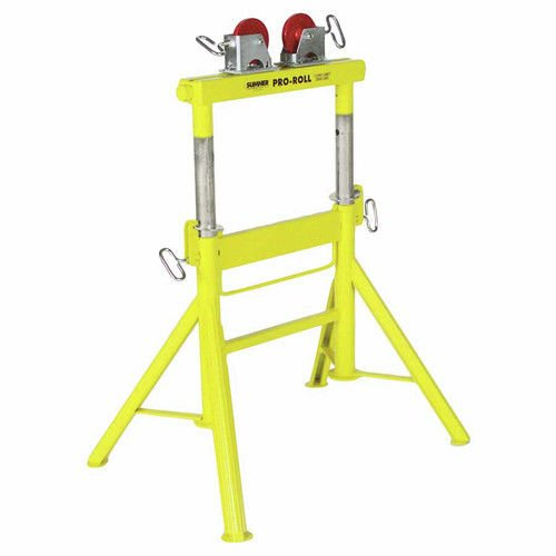 Sumner Manufacturing 780441 Pro Roll with Steel Wheels, 29'' to 43'' Adjustable Height, 2,000 lb. Capacity