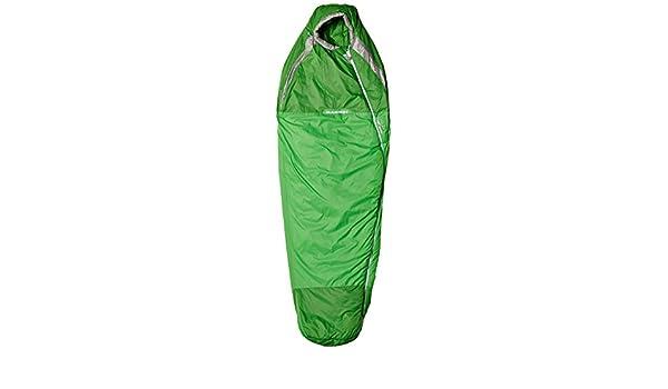 Mammut Schlafsack Kompakt 3-Season - Saco de dormir momia para acampada, color verde, talla 195 l: Amazon.es: Deportes y aire libre