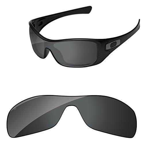 Original Grey Lens (PapaViva Replacement Lenses for Oakley Antix Pro+ Black Grey Polarized)