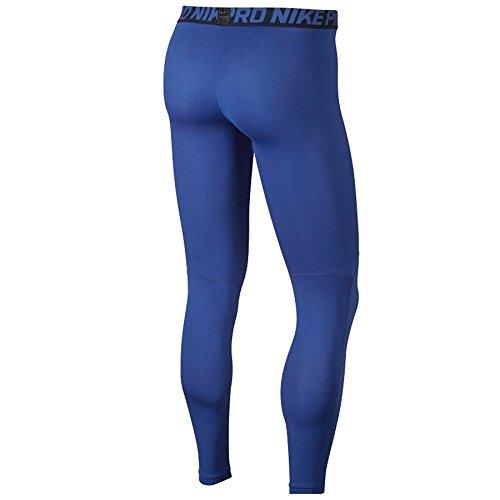 NIKE Men's Pro Tights (Royal Blue, M)