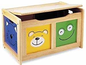 Four Friends - Caja para juguetes