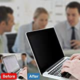 Easy On/Off Removable Privacy Screen Filter for Touchscreens Laptop 15.6 inches & MacBook Pro 15 Inch All Model