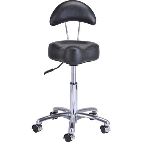 BEAUTY SALON ALL PURPOSE HYDRAULIC STOOL SPA SALON DOCTOR'S OFFICE ROLLING STOOL - MEDUSA by DIR