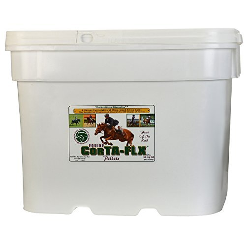 Corta-Flx Equine Pellets 40 lb Joint Supplement by Corta-Flx