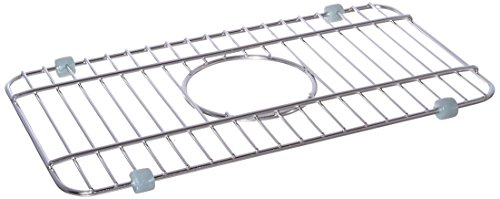 Kohler Iron/Tones Smart Divide Stainless Steel Small Sink Rack by Kohler