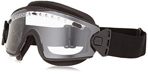 Smith Optics Lopro régulateur Elite Masque tactique avec verres interchangeables-Noir noir - Noir