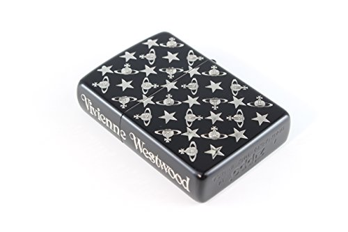 Price comparison product image Vivienne Westwood Zippo Brand Logo Monogram Lighter