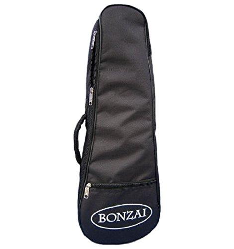 Bonzai Soprano Ukulele Padding Black