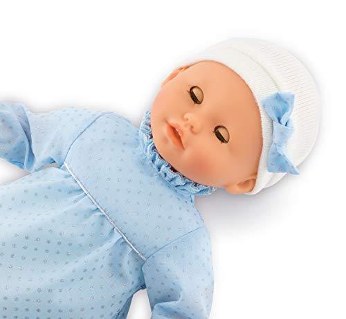 "Corolle - Mon Premier Poupon Calin Marguerite Winter Sparkle 12"" Baby Doll, Vanilla-scented"
