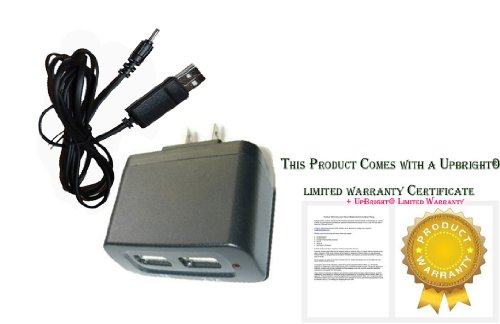 UpBright NEW AC / DC Adapter + USB Charging Cable For Turtle Beach Earforce...