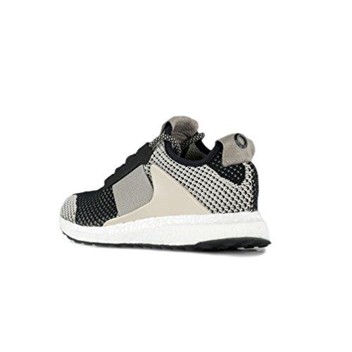 Adidas Mens Ado Ultraboost Day One Nero / Tessuto Marrone Chiaro