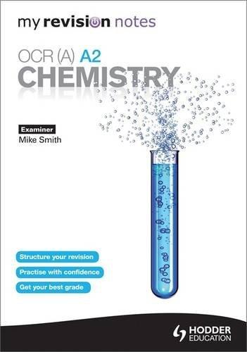 OCR (A) A2 Chemistry