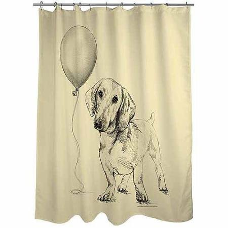 Buy thumbprintz lulu shower curtain