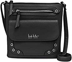 Nicole Miller Handbags Katie Medium Crossbody