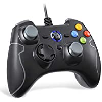 Wired Gaming Controller, EasySMX PC Game Controller...