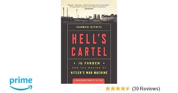 Hells Cartel: Diarmuid Jeffreys: 9780805091434: Amazon.com ...