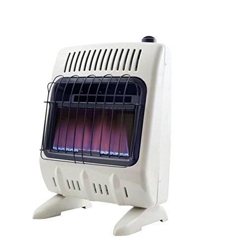 Mr Heater Corporation Vent-Free 10,000 BTU Blue Flame Natural Gas Heater Multi