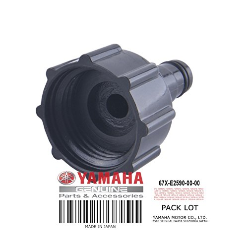 Yamaha OEM PWC WaveRunner/Sport Jet Boat Conduction Water Flush Fitting 67X-E2590-00-00; 67XE25900000