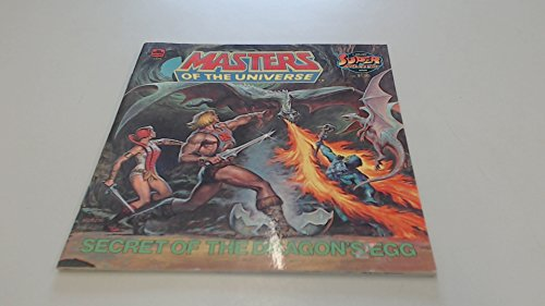 He-Man and the Masters of the Universe: Secret of the Dragon's Egg