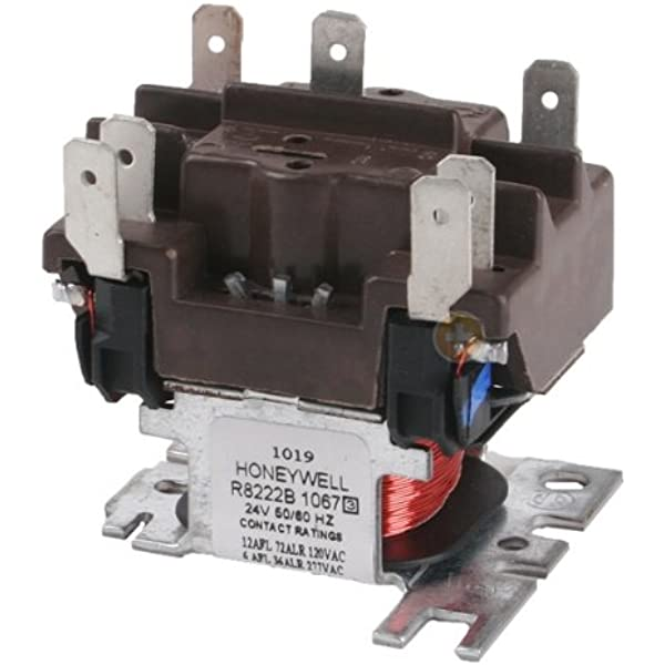 honeywell general purpose switching relay - electrical outlet switches -  amazon.com  amazon.com
