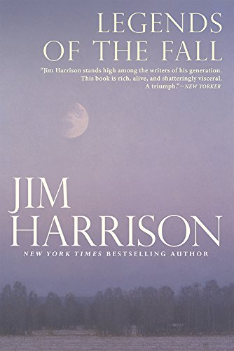 Legends of the Fall [Jim Harrison] (Tapa Blanda)