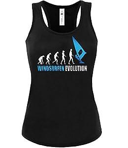 WINDSURFEN EVOLUTION 626(TT-F-SW-Weiss-Blau) Gr. S