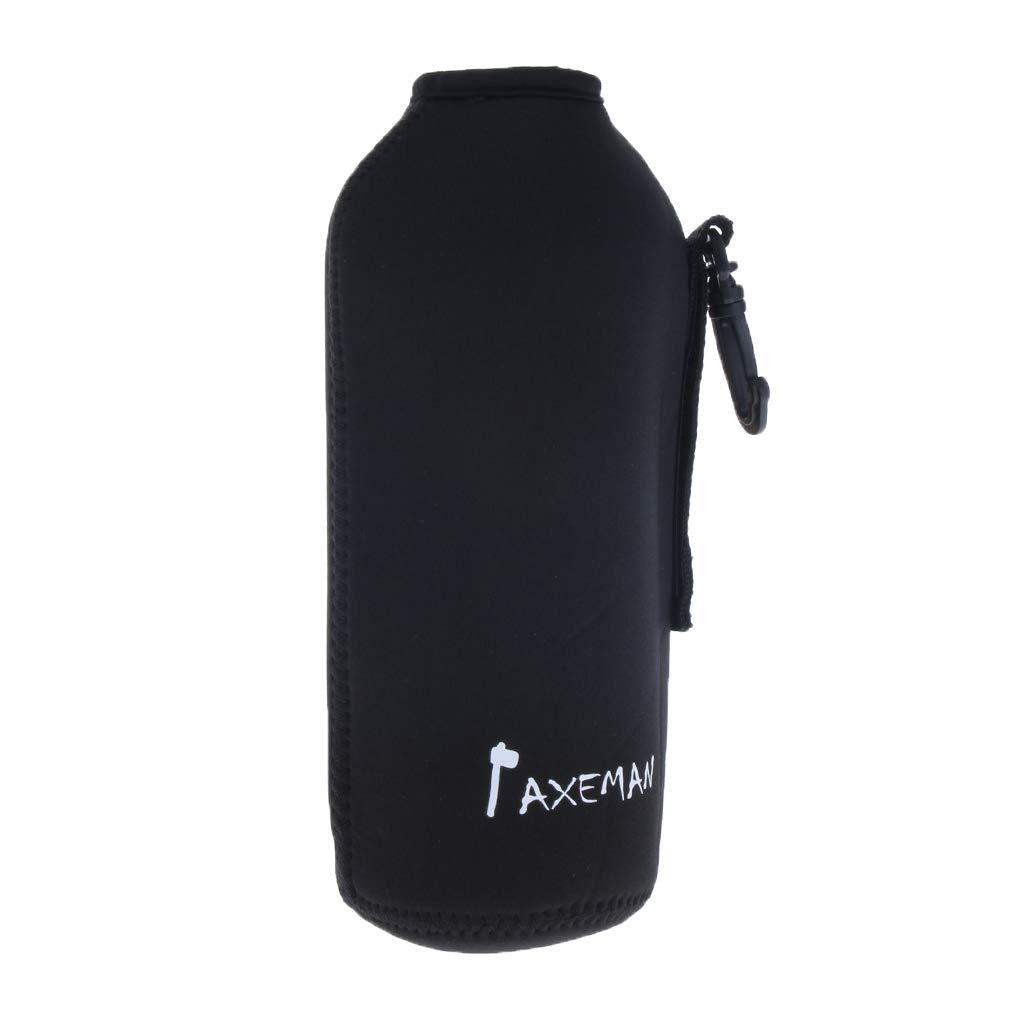 F Fityle Bolsa de Botella de Agua para Deportes de Senderismo para Acampada Neopreno