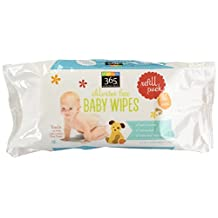 365 Everyday Value Baby Wipes Refill Size, 80 Count