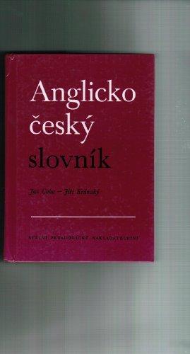 8004257356 - Jan Caha: Anglicko-ceský slovník - Kniha