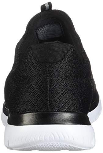Fitness Foam Black Sneaker Women's Skechers Memory Summits Trainers 0qpwHfI