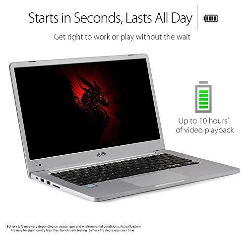AGB Orion ZQ-1608 All New 14″ Laptop (7th generation Intel Core i7-7500U (Dual Core Processor) / 32GB RAM / 1TB SSD + 1TB HDD / Intel Integrated 620 DDR 4 / WIN 10 Pro / Aluminium Body / Free Bluetooth Mouse