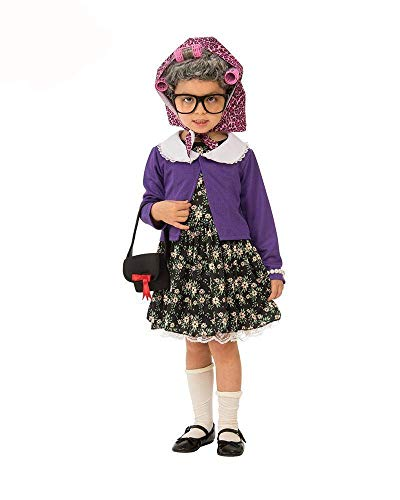 Rubie's Little Old Lady Child's Costume, Small -