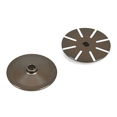 Team Losi Racing Grooved Slipper Plates (2): All 22/XXX, TLR232027