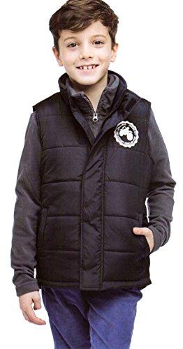 Avenue Kids Boys' Navy Blue Puffer Vest Gilet (9-10)
