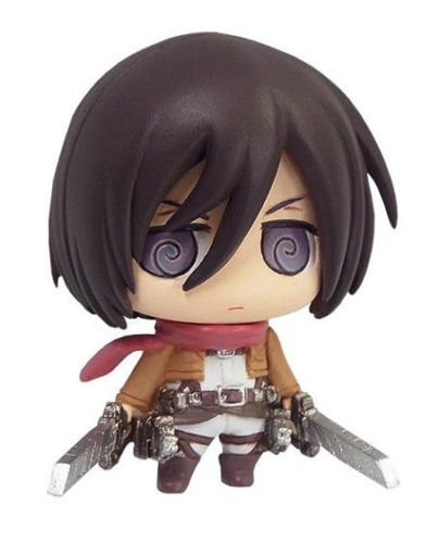 Amazon.com: Attack On Titan Correa de Figure Mascot Chimi ...