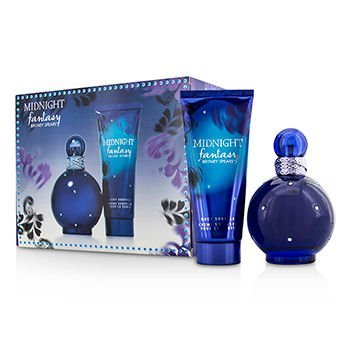 Britney Spears 2 Piece Fantasy Midnight Eau De Perfume Set