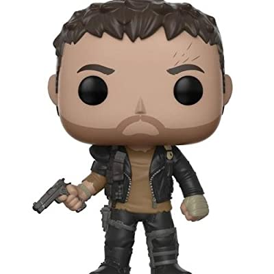 Funko Pop! Movies: Mad Max Fury Road Max with Gun Collectible Figure: Funko Pop! Movies:: Toys & Games