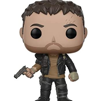 Funko Pop Movies: Mad Fury Road-Max with Gun Collectible Figure
