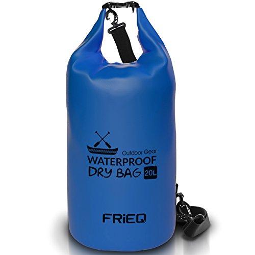 20L Dry Bag - FRiEQ Lightweight & Durable Dry Bag Backpack f