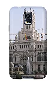 Chris Camp Bender's Shop Best Top Quality Rugged Madrid City Case Cover For Galaxy S5 2754466K83828889