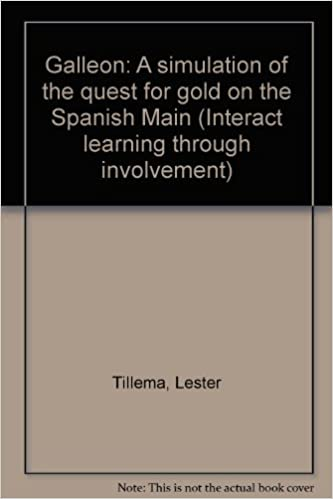 Galleon: A simulation of the quest for gold on the Spanish Main