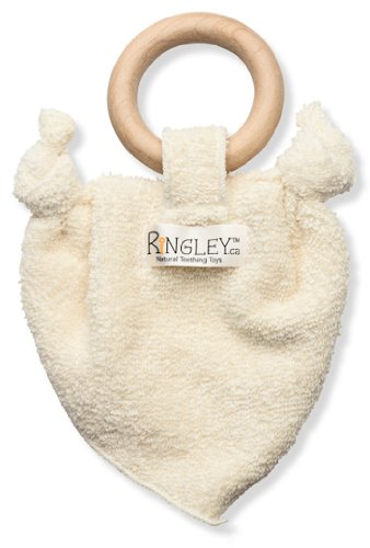 RiNGLEY Natural Teething Toy (Junior) (Ringley Natural)
