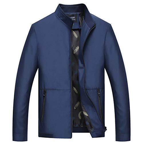 Da Uomo Adelina Coat Giacca Uomo Blau Cappotto XaSxw0qWB