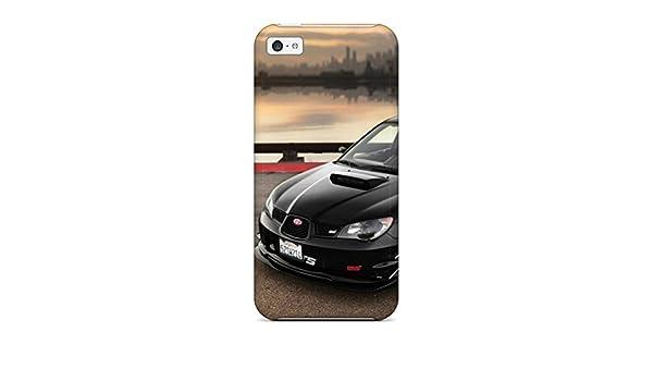 NUEVO diseño inastillable hcggrub5415klkmz Funda para iPhone 5 C (Subaru Impreza 21): Amazon.es: Electrónica