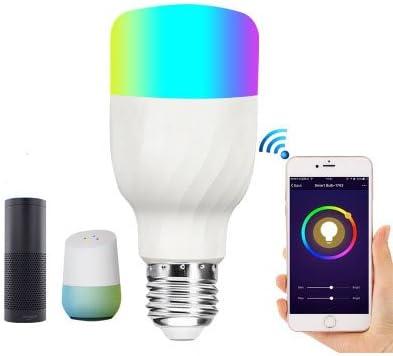led lampe mit sprachsteuerung