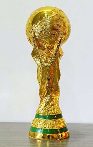 World Cup official replica trophy L size [same size! Genuine and] Africa World Cup South (36cm height)! (japan import)